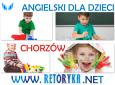 angielski dla dzieci chorzow