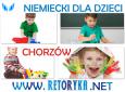 niemiecki dla dzieci chorzow